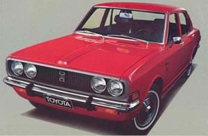 Prototipos Tomica - necesito ayuda para identificarlos! 1972_Toyota_Corona