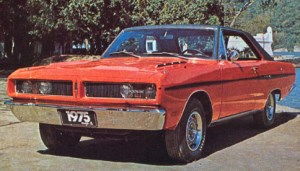 Dodge Charger (1971–80) - Autocade