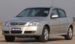 Opel Astra G Autocade