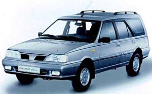 Daewoo–FSO Polonez Kombi - Autocade