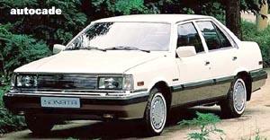 Hyundai Sonata (Y1) - Autocade