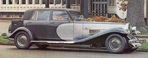 Panther De Ville - Autocade