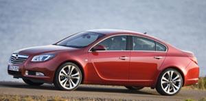 Opel Insignia in Autocade